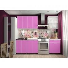 Кухня «Радуга» цвет Каприче - 1.8 м